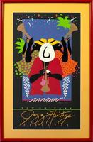 1991 Classic Jazz Fest Poster