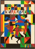 1991 Congo Square Poster