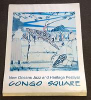 1992 Congo Square Poster