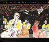 1994 Classic Jazz Fest Poster