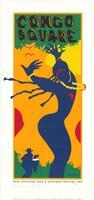 1994 Congo Square Poster