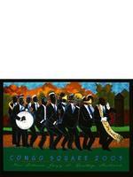 2003 Congo Square Poster