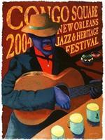 2004 Congo Square Poster