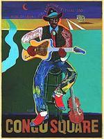 2005 Congo Square Poster