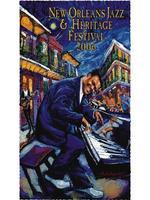 2006 Classic Jazz Fest Poster