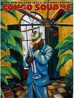2008 Congo Square Poster