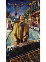 2009 Classic Jazz Fest Poster