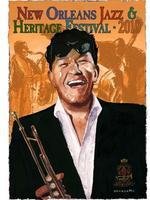2010 Classic Jazz Fest Poster