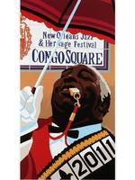 2011 Congo Square Poster