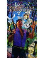 2013 Classic Jazz Fest Poster