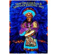 2015 Classic Jazz Fest Poster