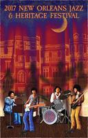 2017 Classic Jazz Fest Poster