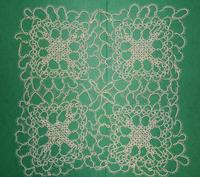 Doily - Tatting
