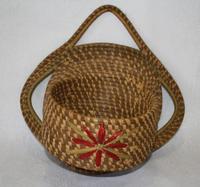Choctaw Wall Basket