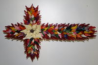Garfish Scale Cross