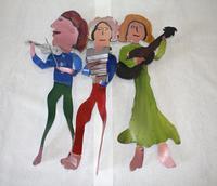Cajun Trio