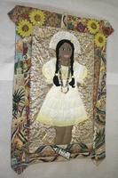 Baby Doll Tie wall hanging