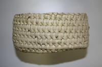 Houma Palmetto Half Hitch Stitch Basket