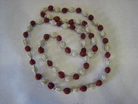 Chinaberry necklace