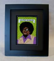 James Booker needlepoint