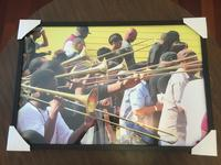 Brass Band Print